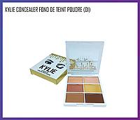 Палетка консилер Kylie Concealer Fond De Teint Poudre (01)