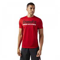 Спортивная футболка для мужчин Reebok CrossFit Speedwick F.E.F. Graphic CF4549 - 2018