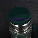 Пищевой термос для еды Stanley Classic (0.7л), зеленый, фото 3