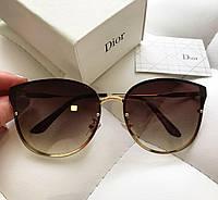 Женские модные солнцезащитные очки (3 цвета)
