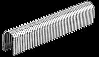 Скоби для кабеля, тип L - 12 мм, 1000 шт. Topex 41E442