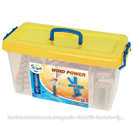 Набор для курса обучения Gigo Энергия ветра (1239)
