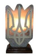 Светильник соляной Герб Украины