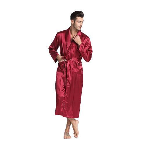 9e8516095995a Мужской атласный халат: продажа, цена в Николаеве. халаты мужские от