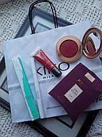 Подарочный набор косметики румяна блеск для губ подводка для глаз KIKO MILANO