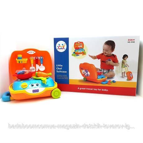 """Игрушка Huile Toys """"Чемоданчик повара"""" (3108)"""