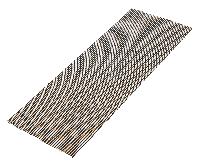 Сітка шліфувальна, 110 x 280 мм, K80, 5 шт. Topex 08A608