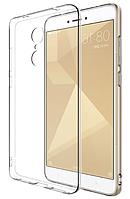 Чохол-бампер Escase для Xiaomi Redmi Note 4x (Silicon)