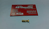 Соединитель провода круглый (мама) 4 мм пр-во WTE