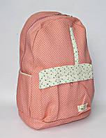 Рюкзак Handmade в горошек