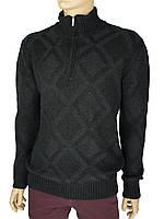 Стильный мужской вязаный свитер Bagutta 45352, фото 1