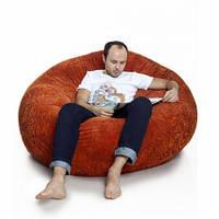 Безкаркасне велике крісло 140 / 125 см Big Daddy XXL