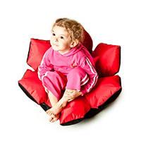 """Мягкие кресла для детей """"Flower"""" S 35  / 65 см"""