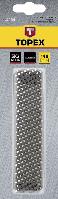 Ніж для рубанка 11A406, 140 мм Topex 11A409