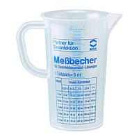 Мерная емкость для приготовления рабочих растворов дезинфектантов, 250мл (Bode) Германия