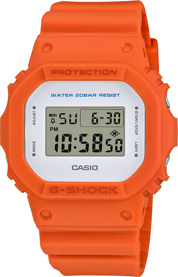 Часы Casio G-Shock DW-5600M-4