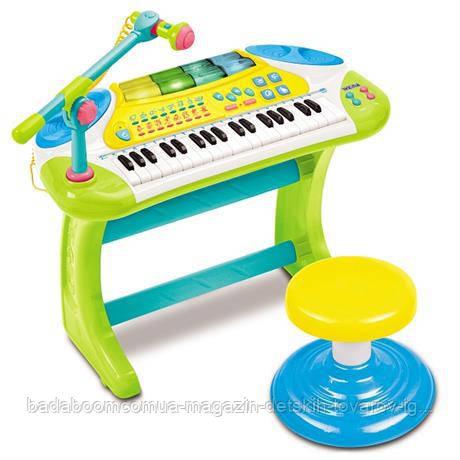 "Игрушка Weina ""Электронное пианино"" (2079)"