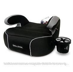 Автокресло Welldon Penguin Pad (черный) PG08-P02-001