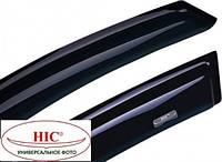 Дефлектори вікон  Fiat Doblo 2000-2010 (скотч) HIC. (Тайвань), фото 1