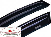 Дефлектори вікон  Fiat Doblo 2000-2010 (вставні) HIC. (Тайвань)