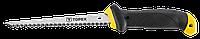 Пилка по гіпсокартону 150 мм, змінне полотно Topex 10A717