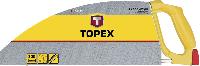 Пилка по металу, 300 мм, 3D Topex 10A145