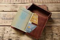 Vintage Обложка на паспорт
