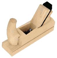 Шерхебель, 200x55 мм, нож 40 мм Topex 11A314