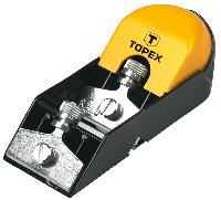 Рубанок, 150х50 мм Topex 11A115