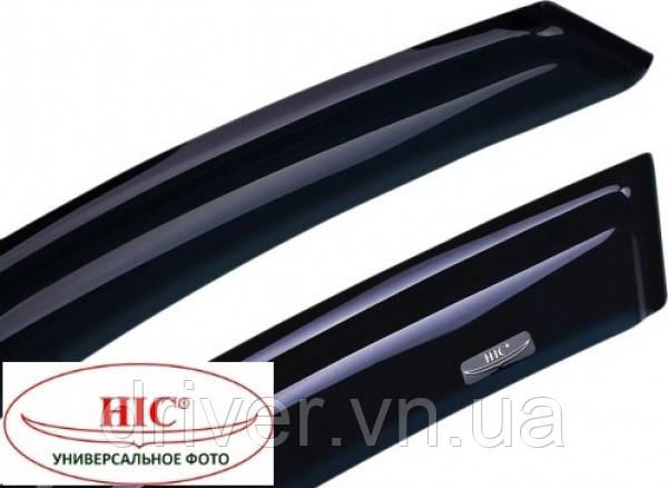 Дефлектори вікон  Honda Accord 2002-2008 Sedan U.S.A. TYPE HIC. (Тайвань)