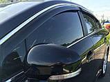 Дефлектори вікон  Honda Accord 2002-2008 Sedan U.S.A. TYPE HIC. (Тайвань), фото 4