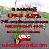 Агроволокно p-50g 1.6*100м черное UV-P 4.5% Premium-Agro Польша, фото 4