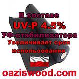 Агроволокно p-50g 1.6*100м черное UV-P 4.5% Premium-Agro Польша, фото 6