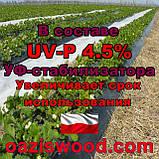 Агроволокно p-50g 3.2*100м черное UV-P 4.5% Premium-Agro Польша, фото 8