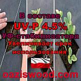 Агроволокно p-50g 1.6*100м черное UV-P 4.5% Premium-Agro Польша, фото 9