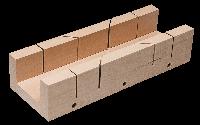 Стусло дерев'яне, 300 x 65 x 60 мм Topex 10A803