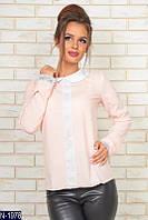 Блузка (42, 44, 46, 48) —софт купить оптом и в Розницу в одессе 7км