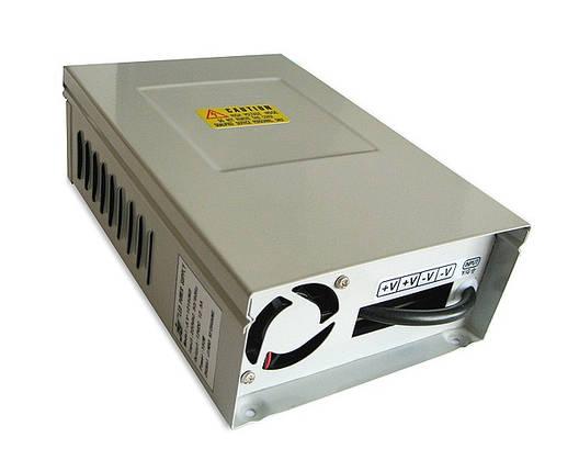 Влагозащищенный всепогодный блок питания JLV-120150KB 12 Вольт 150W 12.5А IP54, фото 2
