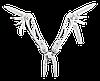 Многофункциональный инструмент, 9 элементов, серебряный Topex 98Z058
