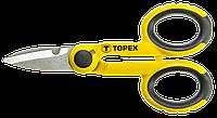 Ножницы 140 мм Topex 32D413