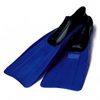 Intex 55934 Синие Ласты для дайвинга, размер 38-40