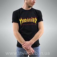Футболка Thrasher мужская. Бирки оригинальные