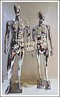 Манекен женский хромированные (эксклюзив), фото 2