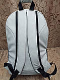 Рюкзак экокожи SJ-Ferrari унисекс хорошее качество стильный только опт, фото 5