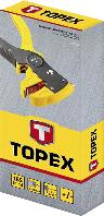Знімач ізоляції 175 мм, автоматичний Topex 32D805