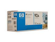 Заправка картриджа HP LJ C4092A (№92А)