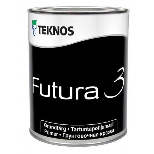 Текнос футура TEKNOS futura3 9л. белая