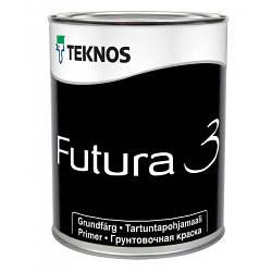 Текнос футура TEKNOS futura3 0.9 л. белая
