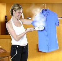 Паровой утюг Steam Brush (ручной отпариватель-пароочиститель Стим Браш) —поможет разгладить одежду, очистить от пыли и мусора мягкую мебель, шторы, игрушки