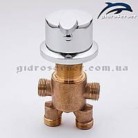 Смеситель, переключатель для гидромассажной ванны, джакузи J - 7012., фото 1